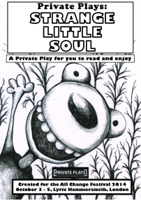 StrangeLittleSoul_PrivatePlays_Cover