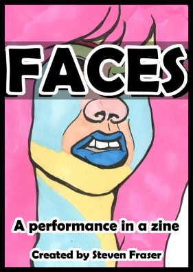 Faces Zine Private Plays Cover